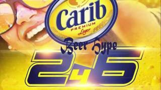CARIB BEER HYPE 246 2016