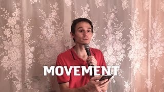 Hozier - Movement | Nikita Popov cover