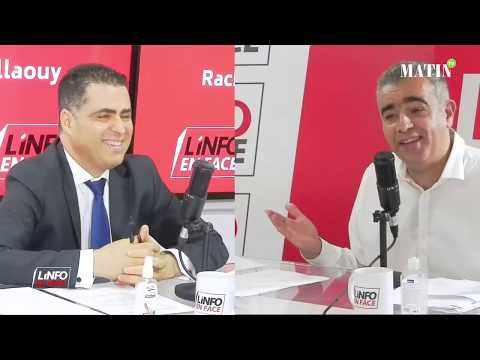 Video : L'Info en Face avec Karim Idrissi Kaitouni