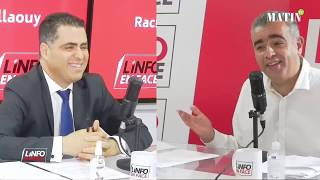 L'Info en Face avec Karim Idrissi Kaitouni