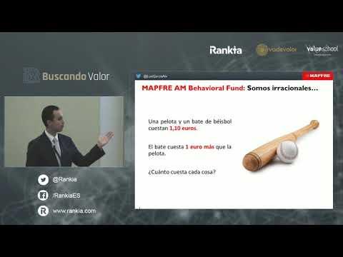 Luis García, de Mapfre AM, nos presenta su tesis de inversión en Unieuro durante el evento Buscando Valor Barcelona 2019, organizado por Rankia. Luis nos expone por qué Unieuro es una empresa en la que merece la pena invertir respaldándose en el análisis fundamental.