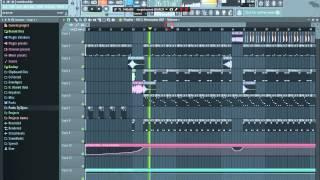 Mastiksoul Dj Djoss  2015 Remix Fl Studio 12