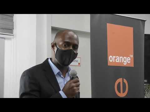 Meet'n'Pitch Orange Digital Academy - Saison 2