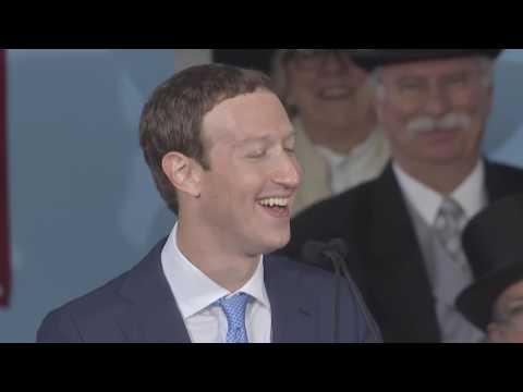 2017 臉書創辦人馬克祖克柏對2017哈佛畢業生演講 (中文字幕) - YouTube