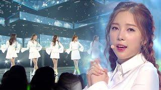 《Comeback Special》 April (에이프릴) - April Story (봄의 나라 이야기) @인기가요 Inkigayo 20170108