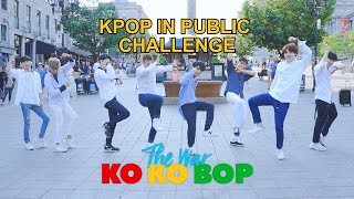 [EAST2WEST] Dancing Kpop in Public Challenge: EXO - Ko Ko Bop