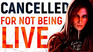BioWare KILLED OG Dragon Age 4 With Anthem, Turning DA4 Into An EA Live Service | Mass Effect Return