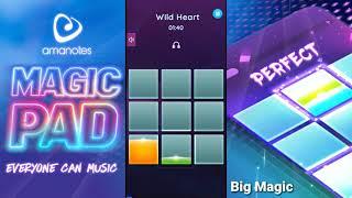 Magic Pad - Wild Heart [Otto Wallgren]