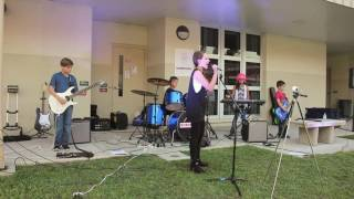 Elastic Heart by Sia - live band cover