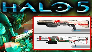HALO 5 | Kelly's Shotgun, Tier 2 Shotgun?