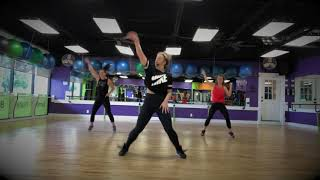 Backin' It Up // Pardison Fontaine Ft Cardi B // Dance Fitness