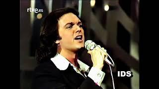 Camilo Sesto - ((En directo)) Con el viento a tu favor 1977 TVE
