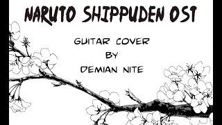 Konoha peace - Guitar cover by Demian Nite