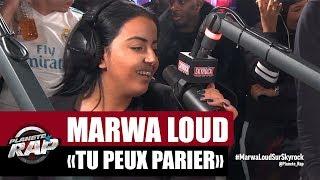 """Marwa Loud """"Tu peux parier"""" #PlanèteRap"""