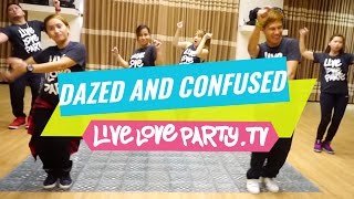 Dazed and Confused by Jake Miller | Zumba® Fitness | Live Love Party