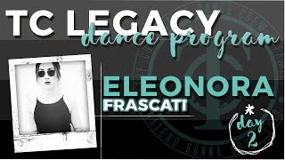 TC LEGACY DANCE PROGRAM - Eleonora Frascati - Just Say KDA Feat. Tinashe