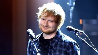 """Ed Sheeran Sued For $20 Million For Stealing """"Photograph""""?"""