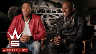 THE FATE OF THE FURIOUS: Ludacris & Tyrese On What To Expect In The Upcoming Film!