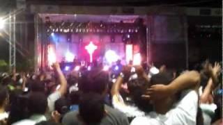 O Rappa em Madre de Deus 20/01/2012
