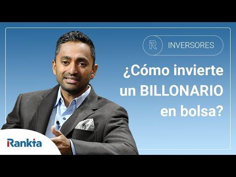 Actualmente existen 2095 personas billonarias en el mundo. En este vídeo te explicaremos la historia de uno de ellos, quién es Chamath Palihapitiya, en qué empresas invierte y cómo es una de sus polémicas estrategias para invertir. Te invitamos a que nos dejes en los comentarios tu opinión sobre su estrategia.