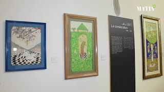 Musée de Bank Al-Maghrib : Saladi ou le génie d'une peinture singulière et énigmatique