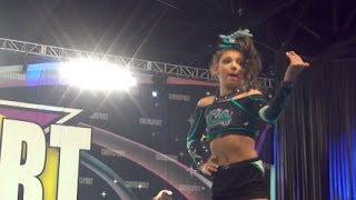 """Cheer Extreme C4 """"Remains Undefeated"""" CheerSport 2017"""