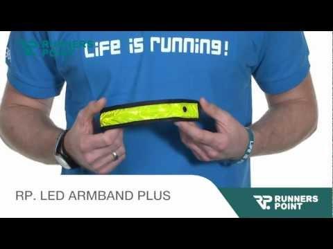 RP. LED ARMBAND PLUS