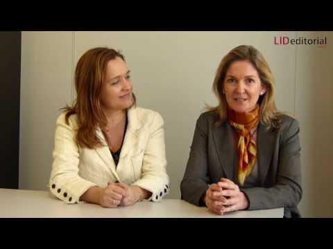 Asunción Soriano y Custodia Cabanas, autoras del libro Comunicar para transformar - Biblioteca IE