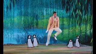 Overwerk feat. Dick Van Dyke - Mary Poppins Penguin Dance