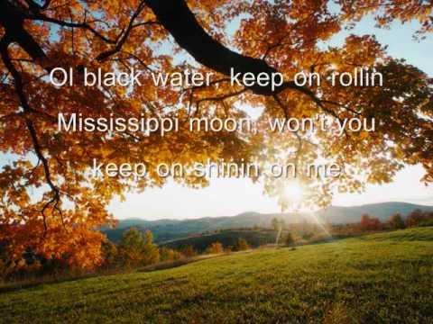 Black Water de The Doobie Brothers Letra y Video