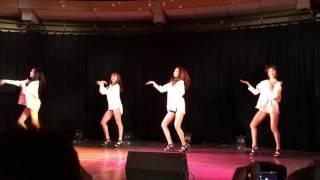 [170311] Stellar(스텔라) / 「恋」ダンス / Live in Osaka part 2