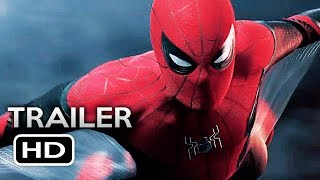 SPIDER-MAN: FAR FROM HOME Official Trailer (2019) Tom Holland Marvel Superhero Movie HD