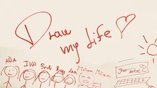 DRAW MY LIFE │Ben Slamka, Bede