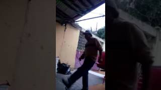 El mejor baile!!michael jackson😂