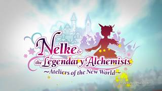 Nelke & The Legendary Alchemists - Coming Soon To PS4, Switch & Steam! (Announcement Trailer)