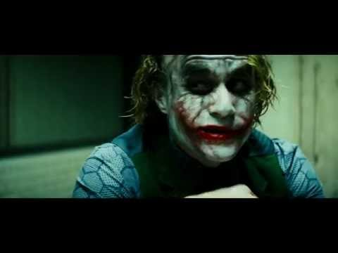 The Dark Knight - Official Trailer [HD]