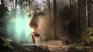 It's a song to say goodbye - PIacebo Iyrics on screen