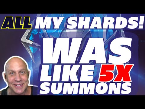MY ACCOUNT SUMMONS! IT GOT HIM! RAINING LEGOS RAID SHADOW LEGENDS 2X ANCIENT SUMMONS