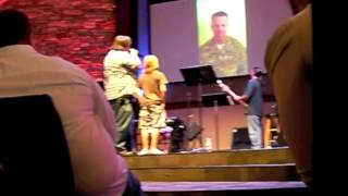 STUNNING VIDEO - Soldier's Special Reunion Surprise is Beautiful!