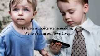 We are the world ♫- Michael Jackson (video-lyrics by Blerta)