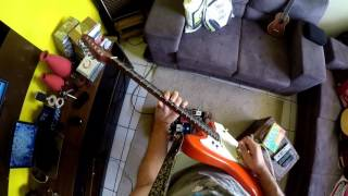 Red Hot Chili Peppers - Dark Necessities // Guitar Cover (GoPro)