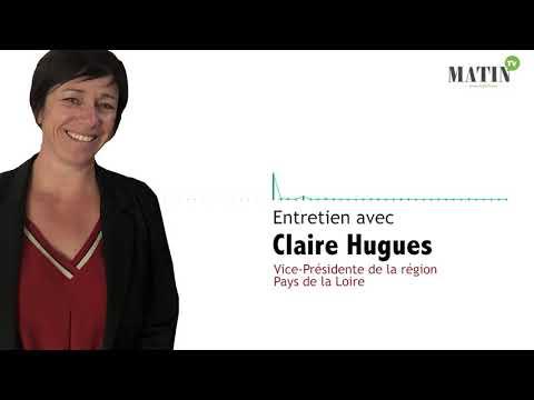 Video : Claire Hugues : «Je suis séduite par le dynamisme et les opportunités d'investissement de la région Laâyoune-Sakia El Hamra»