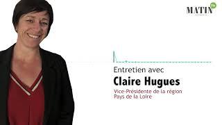 Claire Hugues : «Je suis séduite par le dynamisme et les opportunités d'investissement de la région Laâyoune-Sakia El Hamra»