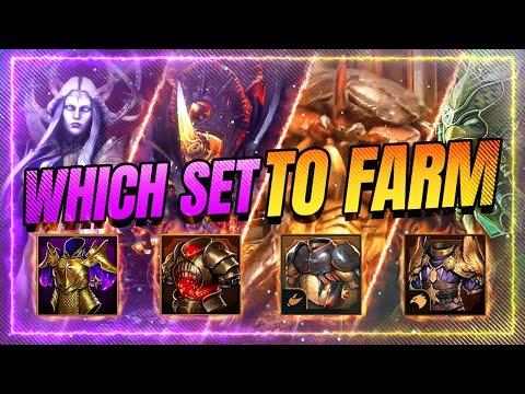 Which Set Should YOU Be Farming?! | RAID Shadow Legends
