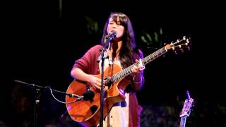 Safe and Sound (cover) - Kina Grannis ~ Live (Ford Amphitheater)