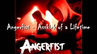 Angerfist - Asskick of a Lifetime
