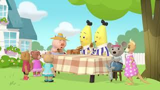 Cartoon Marathon | Bananas in Pyjamas Official