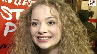 Carrie Hope Fletcher Interview - New Book & Leaving Les Misérables