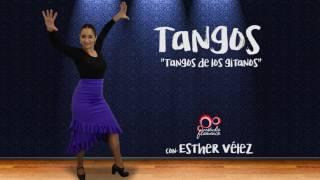 Coreografía por Tangos - Tango de los gitanos - Curso Flamenco Online