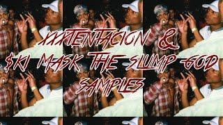XXXTENTACION & $ki Mask the Slump God SAMPLES